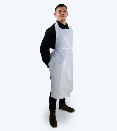 MP aprons white