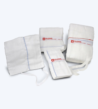 Laparotomy swabs