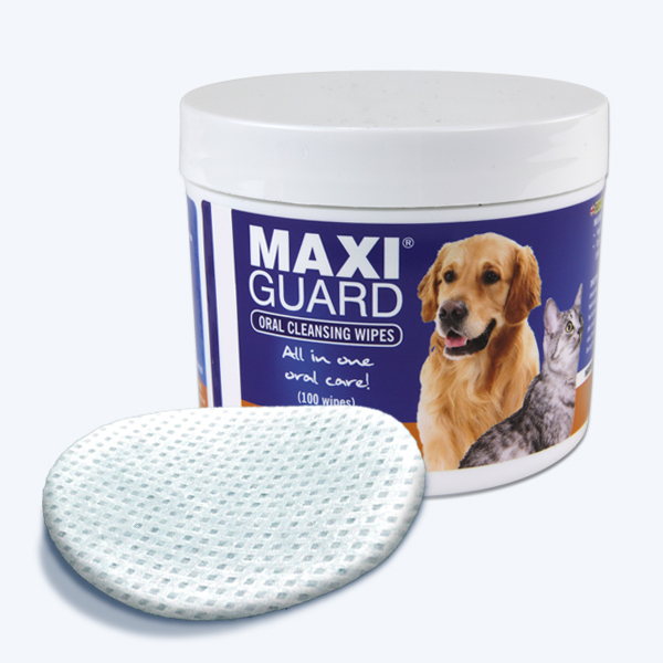 MG00200 Maxiguard Wipes with wipe